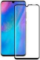 Защитное стекло Media Gadget для Huawei P30 Lite 2.5D Full Cover Glass Full Glue Black Frame PMGFCHP30LFGBK