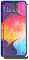 Защитное стекло Media Gadget для Samsung Galaxy A20 2.5D Full Cover Glass Full Glue Black Frame MGFCSGA20FGBK