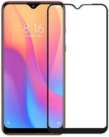 Защитное стекло Mietubl для Xiaomi Redmi Note 8T 2.5D Full Glue Black M-637320