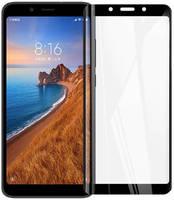 Защитное стекло Mietubl для Xiaomi Redmi 7A Super D Full Glue Black M-637924