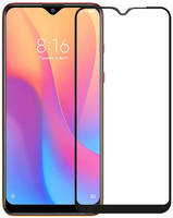 Защитное стекло Mietubl для Xiaomi Redmi 8A Super D Full Glue Black M-839314