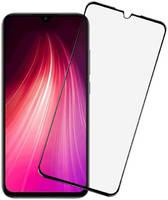 Защитное стекло Mietubl для Xiaomi Redmi Note 8 Super D Full Glue Black M-637917
