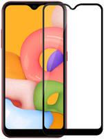 Защитное стекло Mietubl для Samsung Galaxy A01 / M01 PMMA Matte Black M-839543