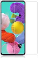 Защитное стекло Vmax для Samsung Galaxy A71 / A81 2.5D Full Glue V-042161