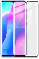Защитное стекло Mietubl для Xiaomi 10 Lite / 10 Youth 5G 2.5D Full Glue Black M-835347