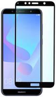 Защитное стекло Mietubl для Honor 7C / Y7 Prime 2018 / Enjoy 8 / 7C / Y7 Pro 2018 2.5D Full Glue Black M-595149
