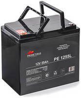Аккумулятор для ИБП Prometheus Energy AGM Long life PE 1255L 12V 55Ah
