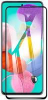 Защитное стекло Mietubl для Samsung A51 Super D Full Glue Black M-637764