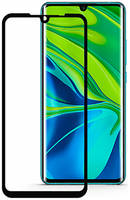 Защитное стекло Brosco для Xiaomi Redmi Note 10 Full Screen Full Glue Black XM-RN10-FSP-GLASS-BLACK