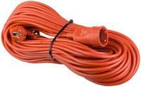 Удлинитель на рамке с заземлением Perfeo RuPower 1 Sockets 40m Orange PF_C3275