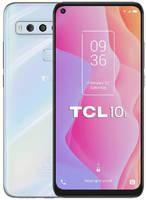 Сотовый телефон TCL 10L 6/256Gb Arctic