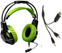Наушники Defender Lester -Green 64543