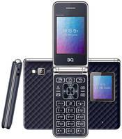 Сотовый телефон BQ 2446 Dream Duo Dark