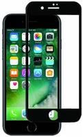 Защитное стекло Sotaks для APPLE iPhone 5/5S/SE Full Glue Black STBT46791