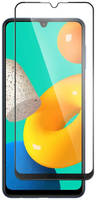 Защитное стекло Brosco для Samsung Galaxy M32 Full Screen Black SS-M32-FSP-GLASS-BLACK