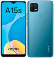 Сотовый телефон Oppo A15s CPH2179 4/64Gb Light-Blue