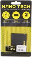 Аккумулятор Nano Original Battery для Samsung SM-G350E Galaxy Star / GT-i8262 Galaxy Core 1800mAh B150AE