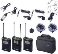 Радиосистема Comica CVM-WM100 Plus UHF