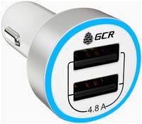 Зарядное устройство GCR 2xUSB 4.8A GCR-51984