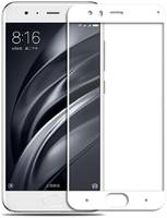 Защитное стекло Ainy для Xiaomi Mi6 0.33mm White