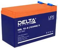Аккумулятор для ИБП Delta HRL 12-9 X 1234W 12V 9Ah