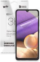 Пленка защитная WITS Samsung Galaxy A32 прозрачная (GP-TFA325WSATR)