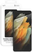 Пленка защитная WITS Samsung Galaxy S21 Ultra Flexible Healing Film прозрачная (GP-TFG998WSATR)