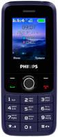 Мобильный телефон Philips Xenium E117 32Мб