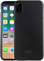 Клип-кейс Uniq Apple iPhone X тонкий пластик Black