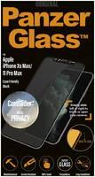 Стекло защитное PanzerGlass iPhone 11 Pro Max CamSlider Privacy черная рамка