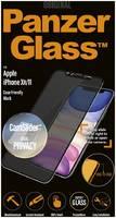 Стекло защитное PanzerGlass iPhone 11 CamSlider Privacy черная рамка