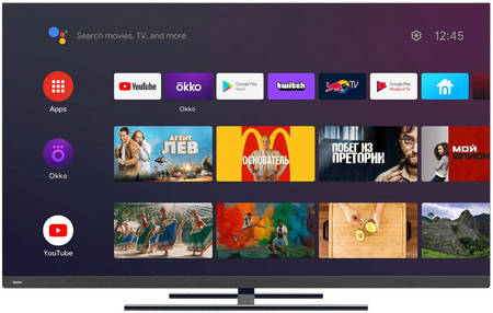 4K (UHD) телевизор Haier 65 Smart TV AX