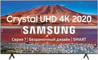 Crystal UHD телевизор Samsung UE55TU7100UXRU
