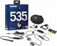Вставные наушники Shure SE 535-V BT1-EFS