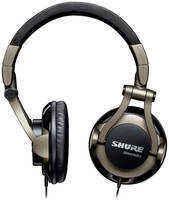 Накладные наушники Shure SRH 550 DJ-EFS