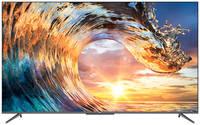 4K (UHD) телевизор TCL 43P717 Smart стальной