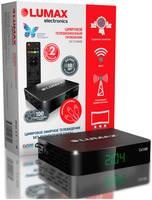 Цифровой телевизионный ресивер Lumax DV 2104 HD