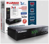 Цифровой телевизионный ресивер Lumax DV 3205 HD
