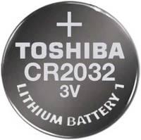 Батарейка Toshiba Lithium coins CR2032 BP-1C блистер 1шт