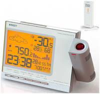 Проекционные часы с измерением температуры RST 32774