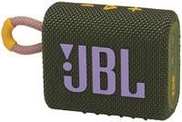Портативная акустика JBL GO3 GRN