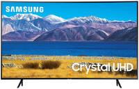 Crystal UHD телевизор Samsung UE65TU8300UXRU