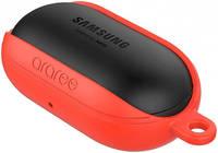 Силиконовый чехол Samsung araree Bean для Galaxy Buds (GP-R170KDFPBRD)