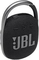 Портативная акустика JBL CLIP4 BLK