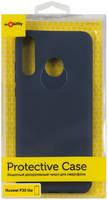 Защитный чехол mObility софт тач для Huawei P30 lite