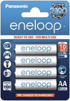 Аккумулятор Panasonic Eneloop AA 1900 4BP (BK-3MCCE/4BE)