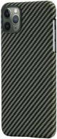 Чеxол (клип-кейс) Pitaka KI1105M для iPhone 11 Pro Max (мелкое плетение)