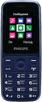 Мобильный телефон Philips Philips Xenium E125 синий