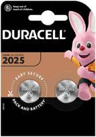 Батарейка Duracell DL/CR2025 (2шт)