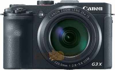 Цифровой фотоаппарат CANON PowerShot G3 X